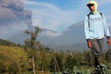 Aktivitas Vulkanik Gunung Raung Menurun