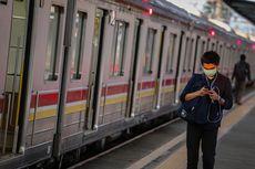 Pegawai Bank Dominiasi Penumpang Terbanyak di Stasiun Tangerang Selama PPKM Darurat
