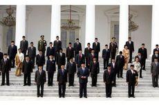 Presiden SBY Belum Turun, Menteri-menteri di Kabinet Lebih Dulu Mengundurkan Diri