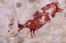Lukisan Dinding Berusia 44.000 Tahun Ditemukan di Gua Sulawesi Selatan