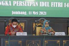 Bupati Jombang Larang Warganya Takbir Keliling, Optimalkan Peran RT dan Pemerintah Desa