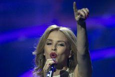 Lirik dan Chord Lagu Dancing dari Kylie Minogue