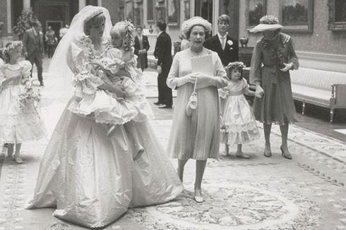 Parfum Ratu Elizabeth II hingga Kate Middleton Saat Acara Pernikahan