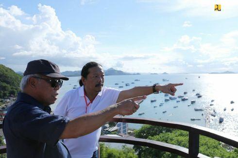 Dukung Destinasi Labuan Bajo, Kementerian PUPR Bikin Jalan Lebih Mulus