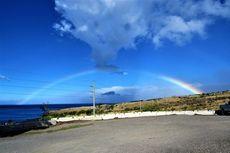 Hawaii, Salah Satu Tempat Terbaik untuk Melihat Pelangi