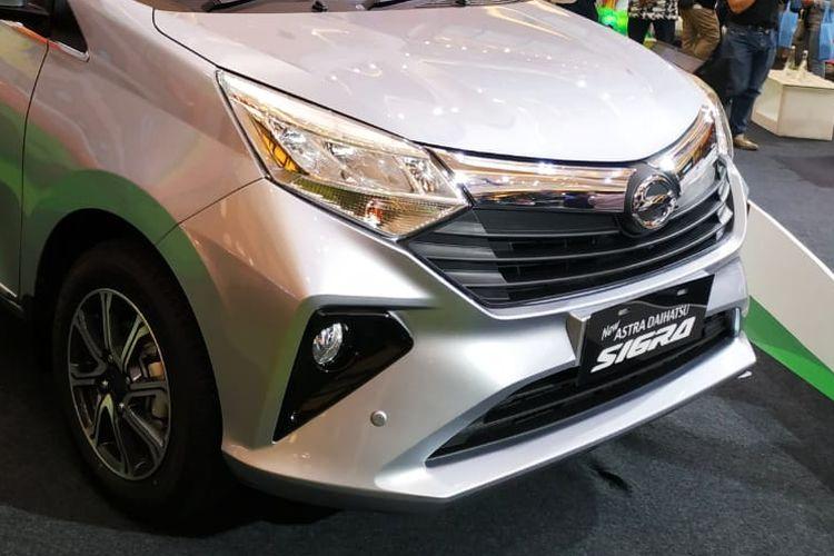 Daihatsu Sigra facelift meluncur dengan membawa beberapa perubahan.