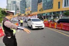 Kendaraan Warga yang Bekerja di Surabaya Akan Ditempel Stiker