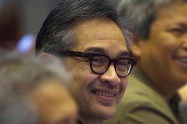 Menteri Luar Negeri Marty Natalegawa. KOMPAS/AGUS SUSANTO