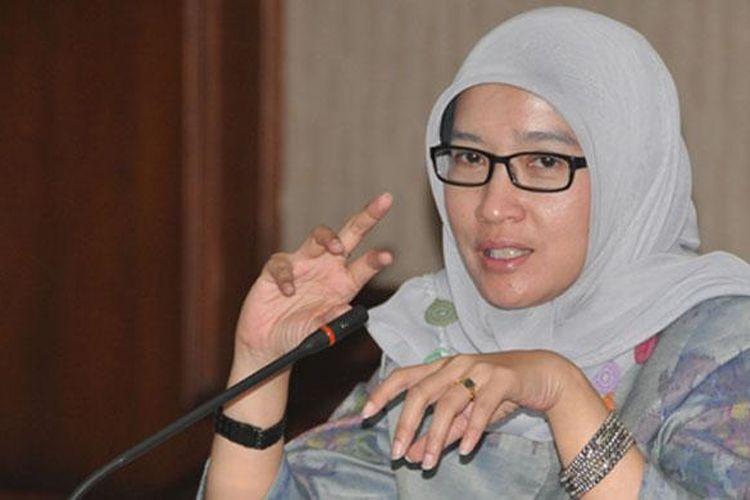 Deputi Bidang Kelembagaan dan Tatalaksana Rini Widyantini