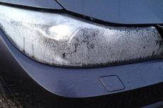 Kenali Penyebab Headlamp Mobil Berembun