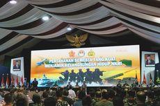 Menhan Prabowo Ajak Semua Pihak Bangun Sistem Pertahanan Semesta