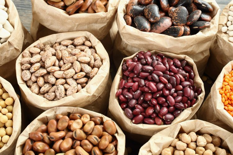 7 Jenis Kacang Yang Sehat Untuk Dimakan Halaman All Kompas Com