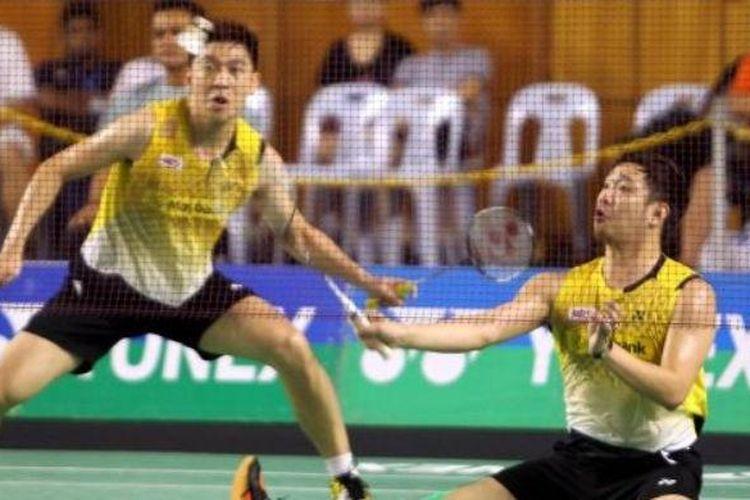 Ganda putra Malaysia, Koo Kien Keat (kanan)/Tan Boon Heong.