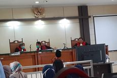 Jadi Terdakwa Kericuhan Demo Tolak Omnibus Law di Semarang, 4 Mahasiswa Jalani Sidang Perdana