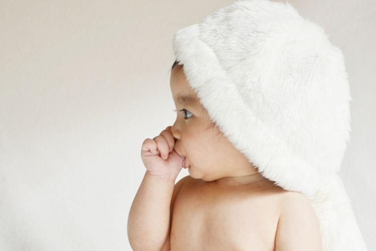 Ilustrasi bayi.