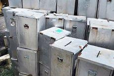 KPU: Logistik Pemilu Sudah Tiba di Semua Kabupaten/Kota