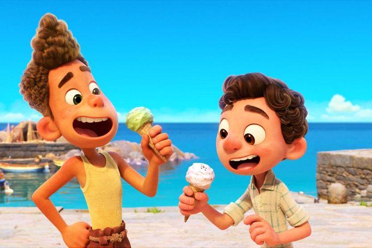 Disney dan Pixar baru saja merilis teaser trailer dari film animasi terbaru mereka yang berjudul Luca.