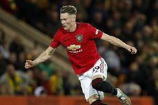 Scott McTominay Diyakini Bakal Menjadi Legenda Manchester United