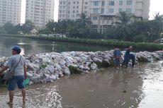 Pasokan Air di Apartemen Pantai Mutiara Menjadi Asin