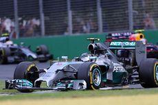 Rosberg Unggul pada Latihan Kedua, Vettel Mulai Bergairah