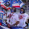 Pertamina Mandalika Sambut Hari Kemerdekaan RI di Moto2 Austria