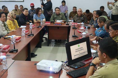 Audiensi dengan Gubernur Kaltim, Pansus Pemindahan Ibu Kota Negara Sampaikan Sejumlah Kekhawatiran
