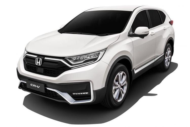 Honda CR-V Facelift di Malaysia
