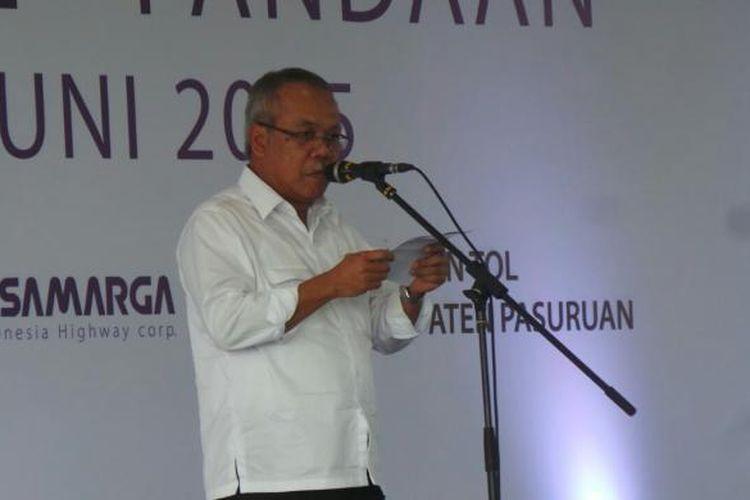 Menteri PU dan Perumahan Rakyat Basuki Hadimoeljono