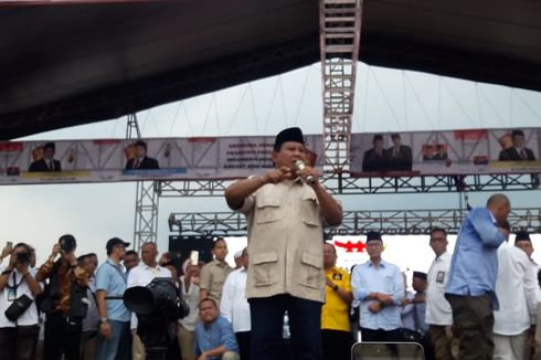 Prabowo Akan Bentuk Tim Penyelamat Kekayaan Bangsa