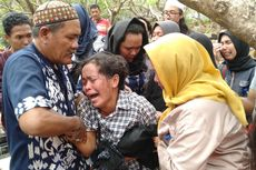 Menangis Histeris di Pemakaman, Ibunda Akbar Alamsyah: Anak Saya Disiksa...