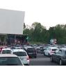 Konser Musik di Tengah Pandemi Covid-19, Penonton di dalam Mobil