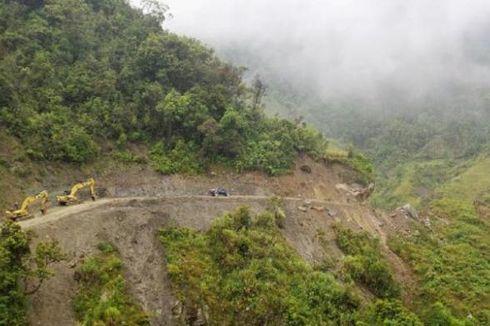 Proyek Jalan Trans-Papua, 3.720 Kilometer Telah Dibangun