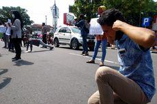 Pemimpinnya Joget Tanpa Masker, Mahasiswa: Kami Saja Dihukum Jongkok, padahal Wali Kota Blitar Ketua Satgas Covid-19
