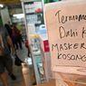 Polisi Gerebek Gudang yang Diduga Menimbun Masker di Tangerang