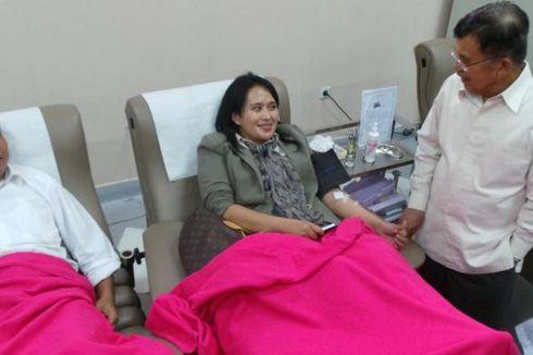 JK Terkejut Donor Darah Turun Drastis di Awal Puasa