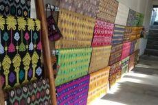 Sandiaga: Kain Tenun Tradisional Bakal Dikolaborasikan dengan Louis Vuitton