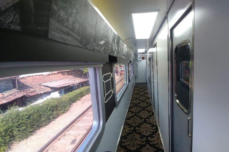 KAI meluncurkan kereta komersial privat yang dinamakan Kereta Istimewa. Satu rangkaian Kereta Istimewa terdiri dari 2 (dua) kereta berjenis KRD dengan total kapasitas 40 penumpang.