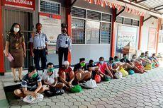 Kembali Berulah, 2 Napi Asimilasi Lapas Pati Terancam Dijebloskan ke Nusakambangan