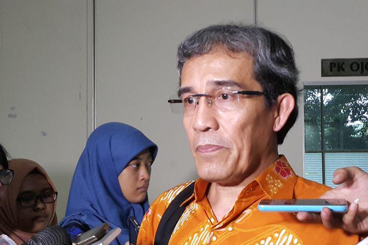 Komisioner KPU RI Hadar Nafis Gumay di Kawasan Menteng, Jakarta Pusat, Jumat (3/3/2017).