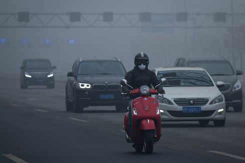 Kabut Asap, Ingat Pentingnya Fitur Komunikasi di Kendaraan