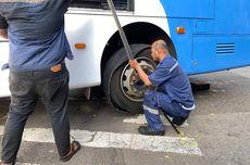 Viral Bus Transjakarta Mogok di Tengah Rel, Dirut Pastikan Mesin Tidak Mati