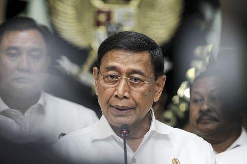 Wiranto: Kalau Menolak Sendirian Enggak Apa-apa, tetapi Kalau Hasut Rakyat, Ini Masalah