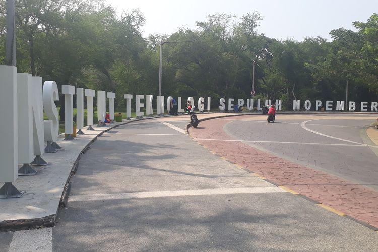 Institut Teknologi Sepuluh November (ITS) Surabaya.