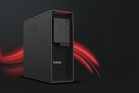 PC Lenovo Terbaru Pertama Gunakan AMD Ryzen Threadripper Pro