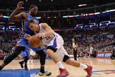 Oklahoma City Thunder Balas Kekalahan dari Clippers