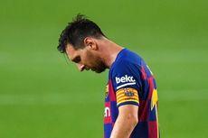 Lionel Messi Jelas Ogah Tinggalkan Zona Nyaman di Barcelona