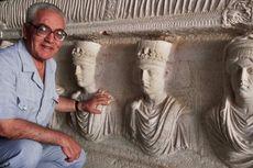 Arkeolog yang Kepalanya Dipenggal ISIS karena Lindungi Kota Kuno Palmyra Ditemukan