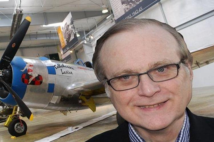 Paul Allen, co-founder Microsoft