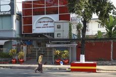 Kudeta Myanmar Makin Membara, Markas Partai Suu Kyi Dilempari Bom Molotov