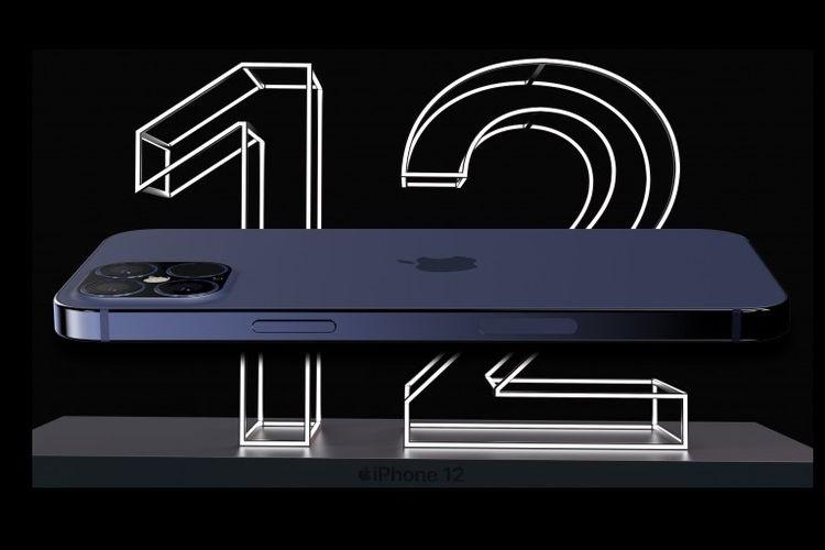 Bocoran desain iPhone 12